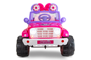 Minnie Mouse's Flower Power 4x4