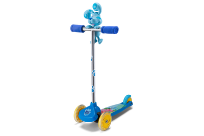 Blues Clues Swinging Blue Scooter