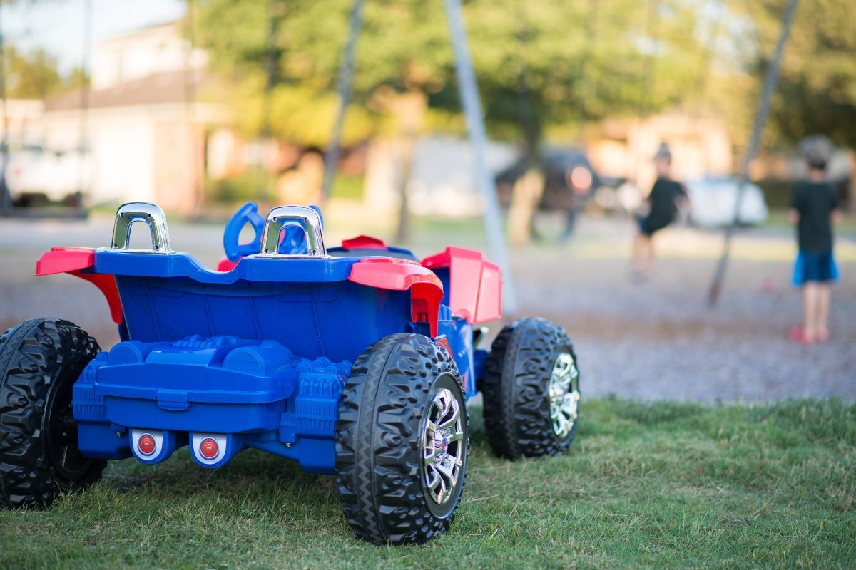 Spider-Man Dune Buggy