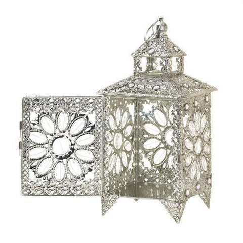 Crown Jewels Candle Lantern - Handbags Specialist Headquarter