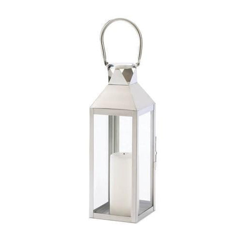 Manhattan Candle Lantern - Handbags Specialist Headquarter