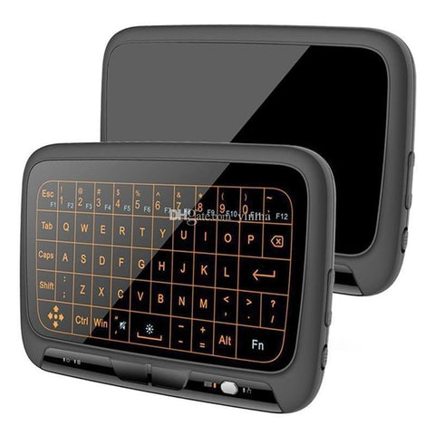 H18 H18+ 2.4GHz Mini Wireless Keyboard - Handbags Specialist Headquarter