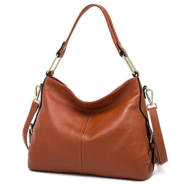 100% Genuine Leather Brand Designer Cowhide Leather Handbags New Purse Lad High Quality - Handbags Specialist Headquarter