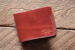 Traditional Bifold Wallet | Medium Brown