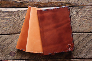 Passport / Field Notes Wallet | Medium Brown