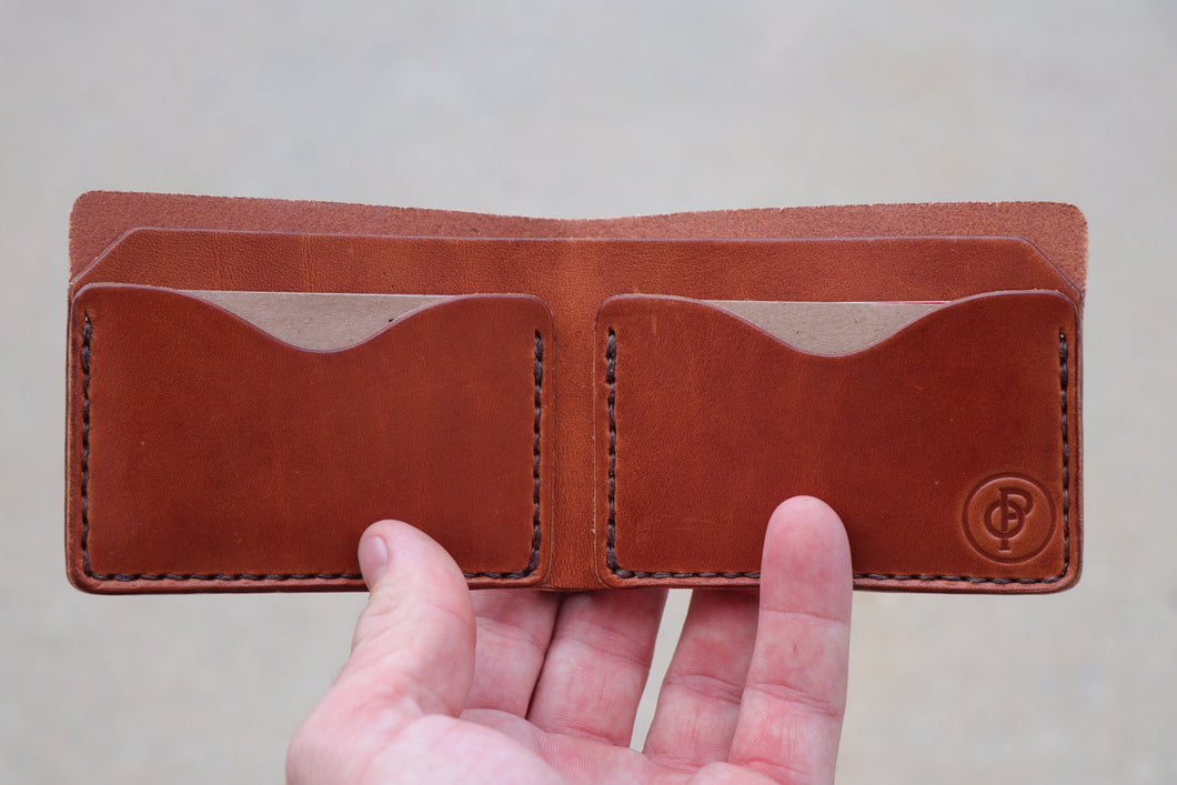 Traditional Bifold Wallet | Buck Brown