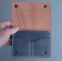 Travel Wallet | Blue