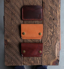 Horizontal Card Case | Autumn Harvest