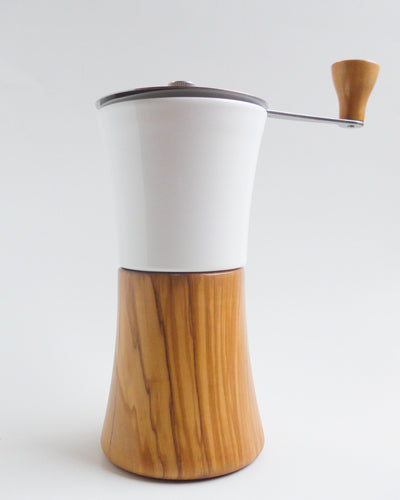 Hario - Ceramic and Olive Wood Grinder