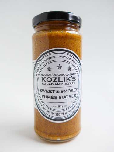 Kozlik's - Sweet & Smokey