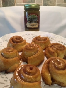 Mini-Honey Cinnabuns