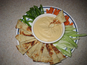 ALFALFA HONEY HUMMUS