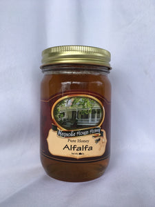 Alfalfa Honey 16oz - Magnolia House Honey