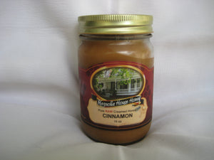 Creamed Cinnamon 16oz - Magnolia House Honey