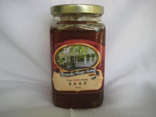 Sage Honey - Magnolia House Honey
