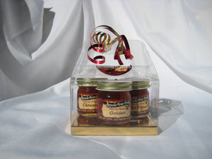 3 tester sample Gift Box - Magnolia House Honey