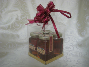 4 honey sampler