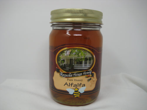 Alfalfa Honey 16oz
