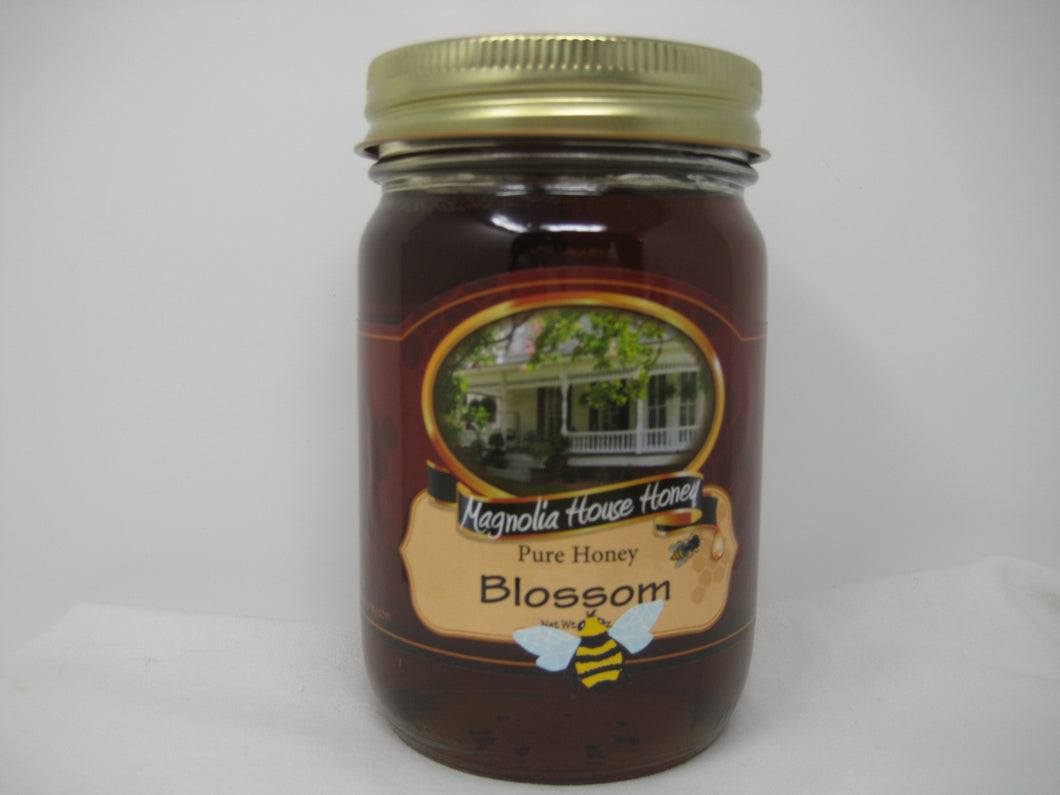 Blossom(Orange) Honey 16oz