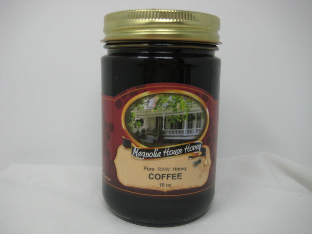 Coffee Honey 16oz