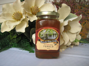 Tupelo Honey 16oz - Magnolia House Honey
