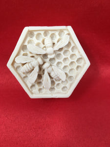 "HONEY SOAP "" 6 SIDED"""