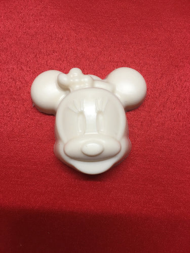 Mickey and Minnie Honey Soap