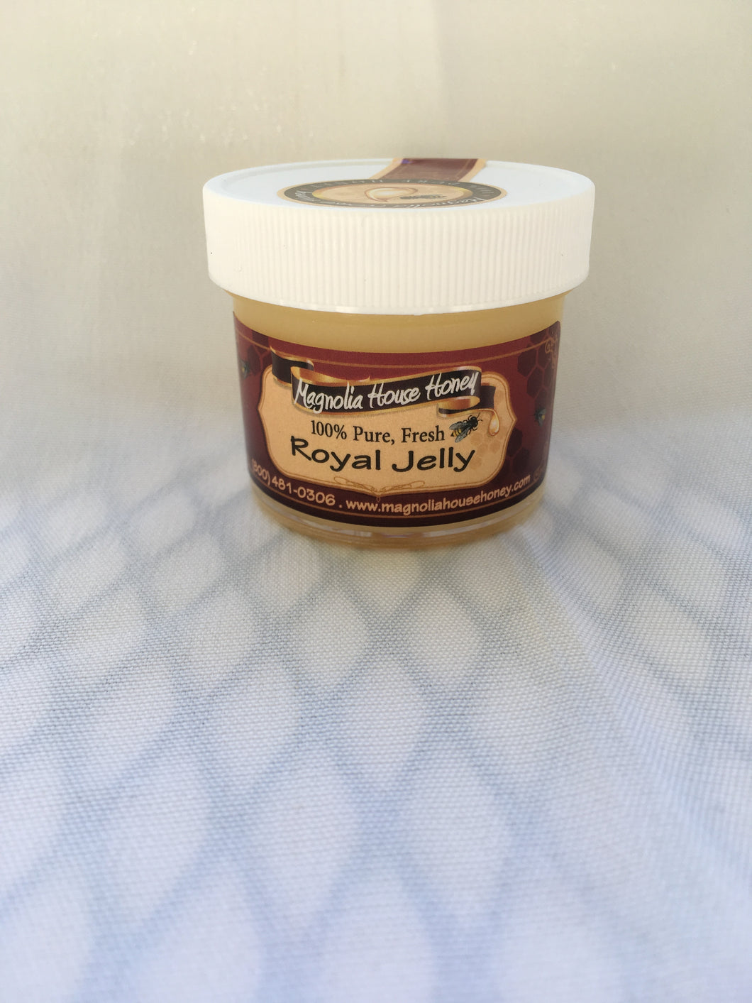 Royal Jelly 2oz - Magnolia House Honey