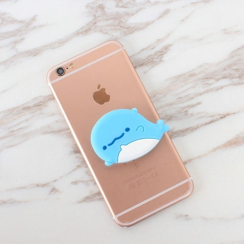 Whale Pop Out Holder