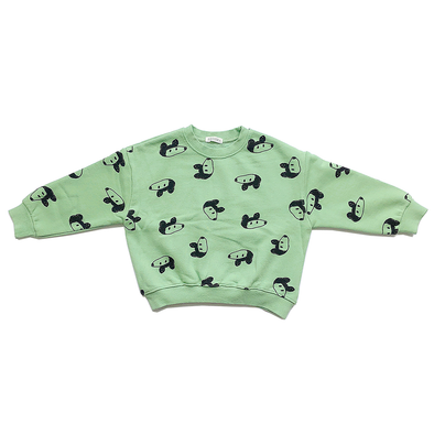 Mint Mouse Daily Sweater