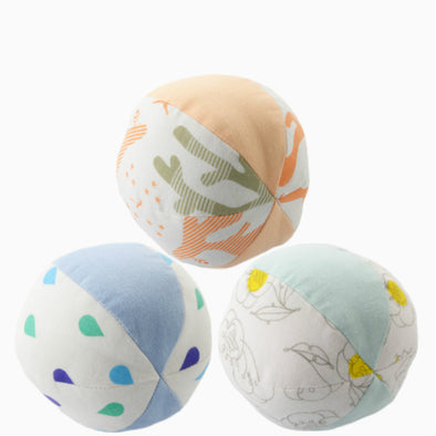 Baby Soft Gauze Ball Toy