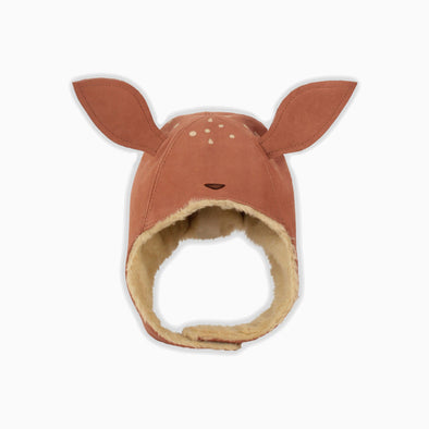 Baby Deer Aviator Kapi Hat