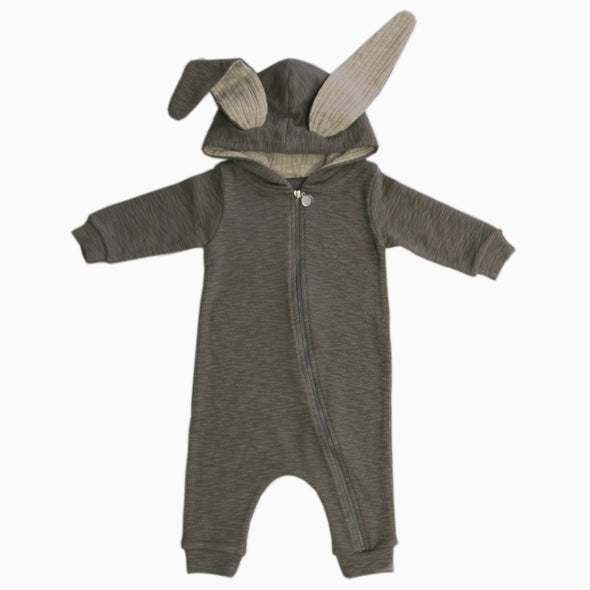 Baby Grey Rabbit Suit
