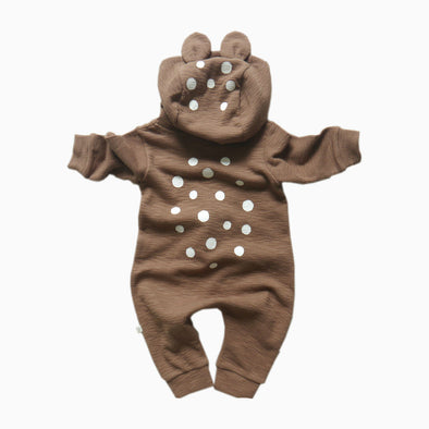 Baby Brown Bambi Suit