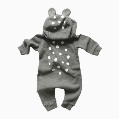 Baby Grey Bambi Suit