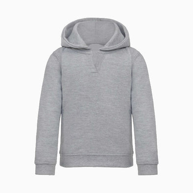 Grey Infant Hooded Top