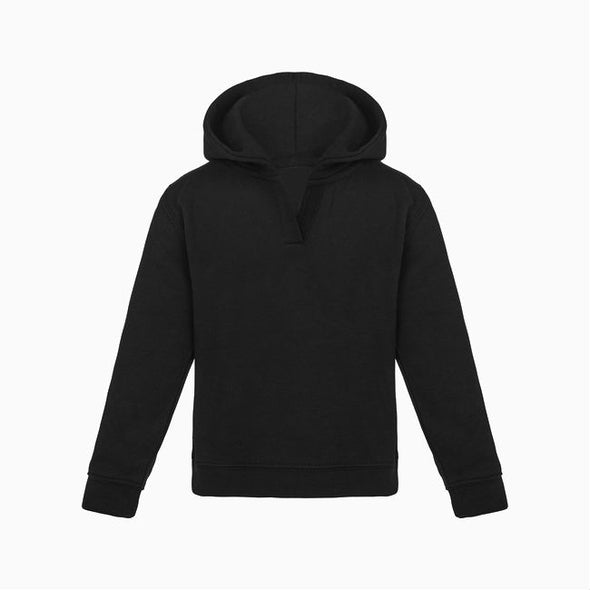 Black Infant Hooded Top