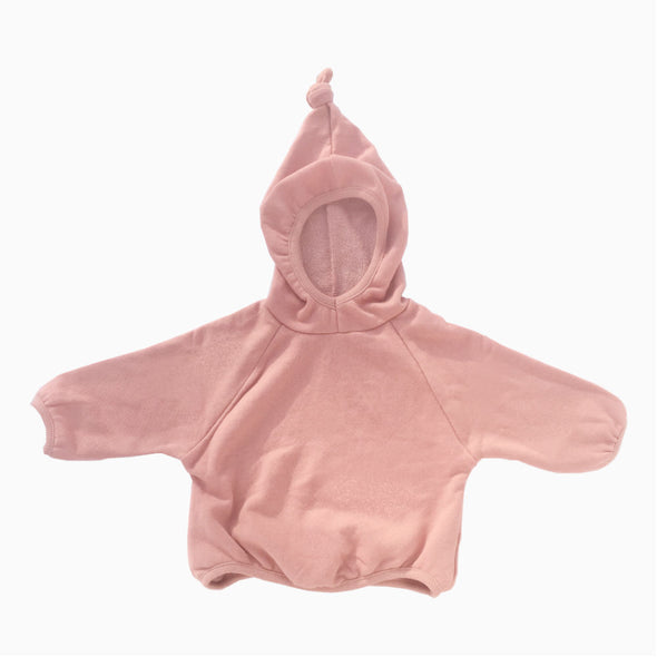 Pink 'Knotty' Hoodie