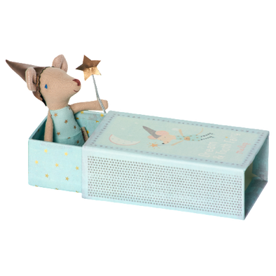 Boy Tooth Fairy Mouse Toy