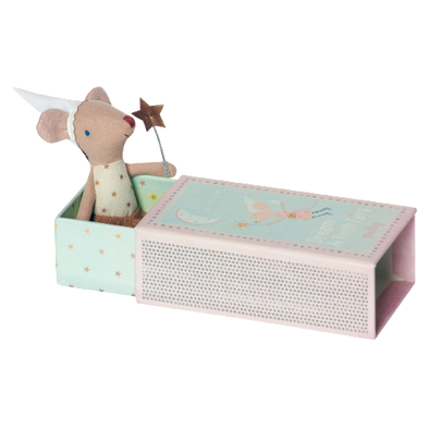 Girl Tooth Fairy Mouse Toy