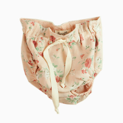 Reversible Floral and Pink Bloomers