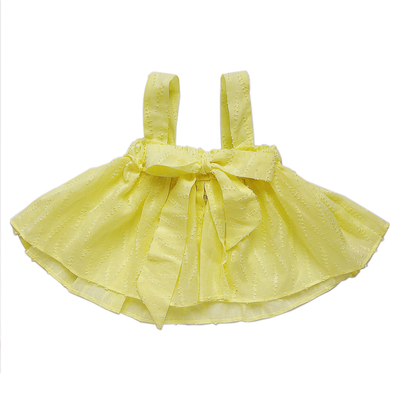 Yellow Ribbon Bustier