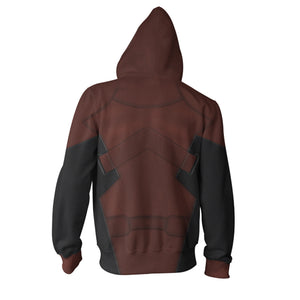 Black Panther & Deadpool Hoodie