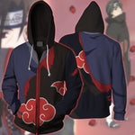 Itachi After Battle Hoodie