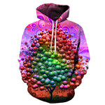 Tree Candy Hoodie