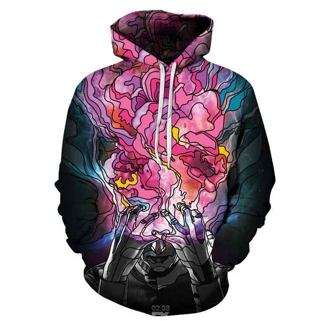 Aura of Thoughts Hoodie