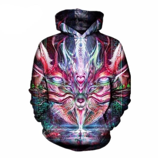 4th Dimension Hoodie