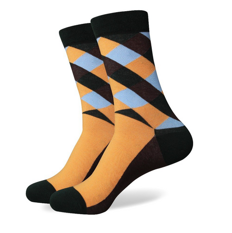 Mens socks, Dress socks, Fun socks, Colorful Socks