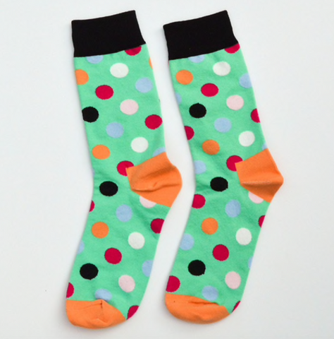 A Man Among Socks - Killer Dots - 2