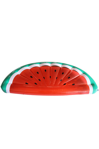 Red Cute Watermelon Pool Float